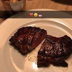 Our lovely steak.