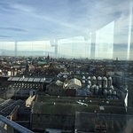 Best views of Dublin from the Gravity Bar