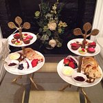 High Tea at Booth Mansion. A wonderful opportunity to treat a loved one or friend. Please call 0