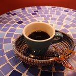 Cafe TOUBA (Senegal coffee with guinea pepper) 450yen