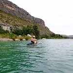 Kayaking on the Devils River