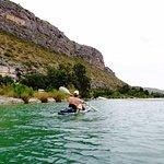 Kayaking on the Devils River