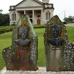homenagem aos primeiros padres