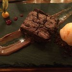 Fantastic steaks and sublime desserts!! DELICIOUS!!