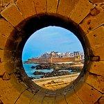 The coastal town of Essaouira