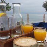 Πρωϊνό στο  Ammos
