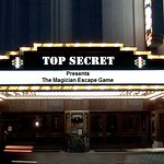 The Magician Escape Game...the most elaborate game in OK!!  (40% escape rate)