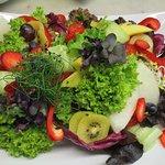 Großer Salat