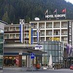 Carleton Europe hotel Davos