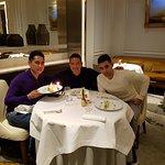 The culinary trio
