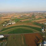 Scenic Farmland and Small Towns