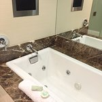 Tub in Executive Suite