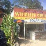 Solar Whisper Daintree River Wildlife Cruises