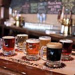 Try our beer flight!