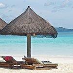 Beachbeds and beachfront