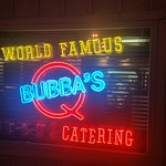 A night out at Bubba's