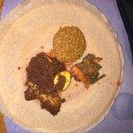 Zdjęcie Tana Ethiopian Cuisine