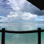 View from Flying Boat beach bar