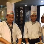 Amazing boyz at delivering a soul full of mouthwatering cuisine.