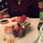 The sashimi mix