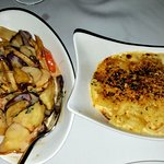 Mixed Veggies and Mac & Cheese