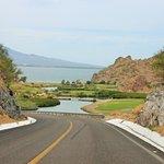 Golf Loreto Bay by the sea