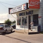 Bruce's Market's humble beginnings in Albion.