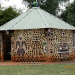 Alladins Cave Bottle House