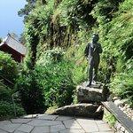 Statue of Edvard Grieg