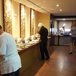 Continental Buffet Breakfast at Cafe de Win