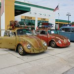 Great Volkswagen Show at Quaker Steak and Lube, Clearwater