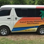 Tropical Paradise Adventures Fiji Tours and Transfers