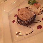 Kona Coffee icecream dessert