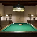 Billiard room - Villa Petrolo