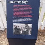 An explanation about the Cottage's history