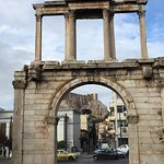 Photo of Arch of Hadrian (Pili tou Adrianou)