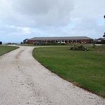 A long sweeping driveway. You arrive in a horse-drawn carriage!