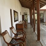 Lobby Verendah, furnished with Antiques Pictures 2017