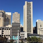 Union Square, a short walk from the Marriott Marquis hotel