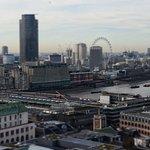 View towards London Eye