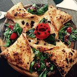 Pizza de estrella