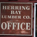 Lumber Company sign