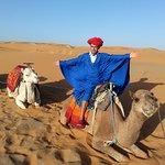 peacemoroccotours merzouga camel trek