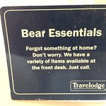 Bear Essentials.....grrrrr!
