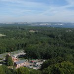 Blick Richtung Sassnitz