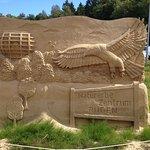 Sandskulptur 2016