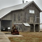 cotton gin building