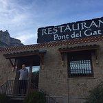 Foto de Pont del Gat Restaurant