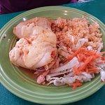 Superb seafood dish