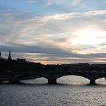 Vistas desde el puente